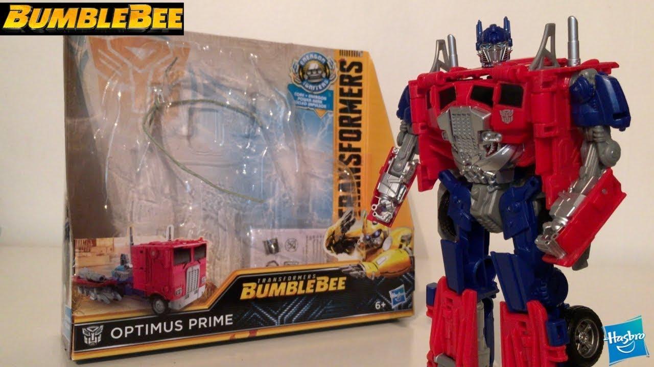aba0704673d Transformers Bumblebee: Energon Igniters Nitro Series Optimus Prime ...