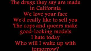 Marilyn Manson-The Dope Show + LYRICS