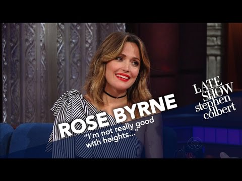 Thumbnail: Rose Byrne Is Learning Babies Are 'Little Dictators'