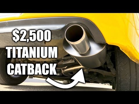 Can A Catback Exhaust Actually Make Your Car Faster?