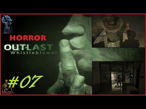 OUTLAST DLC Whistleblower {Alptraum} #07 *HORROR* Du bist so seidig! - Let's play [blind HD+]