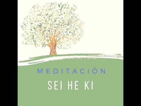 Meditación Sei He Ki