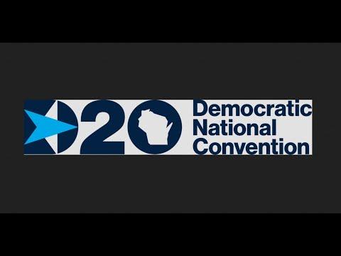 2020 Democratic National Convention DNC Livestream Day 2 On Zennie62