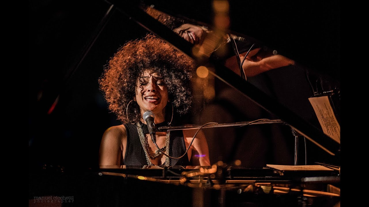 Kandace Springs | Soul Eyes | Live @ Blue Note Milano