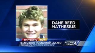 Witness to teen's murder in Aliquippa found dead feet from shooting scene