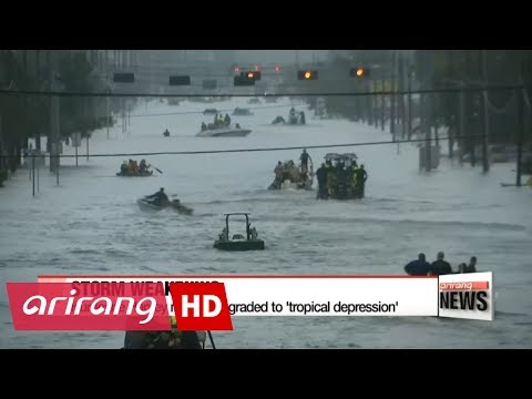 Worldwide floodings continue to cause damage in Texas, Southeast Asia