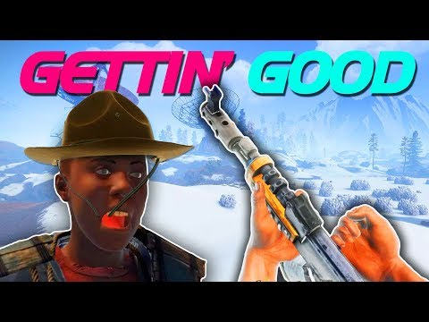 How to Get GOOD at Rust PVP.....