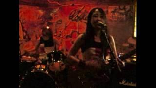 Shonen Knife, at Hojoko tavern in Boston's rock and roll hotel, Ver...