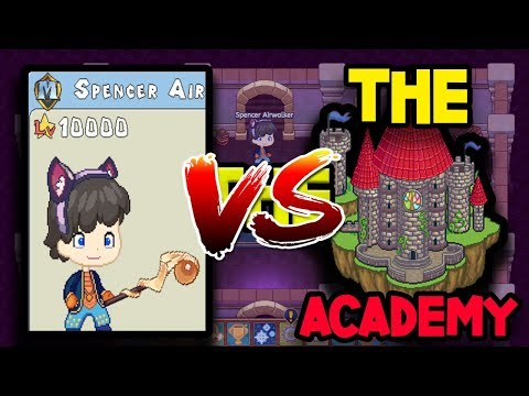 Prodigy - LEVEL *10,000* VS *ACADEMY* [MUST SEE!!]