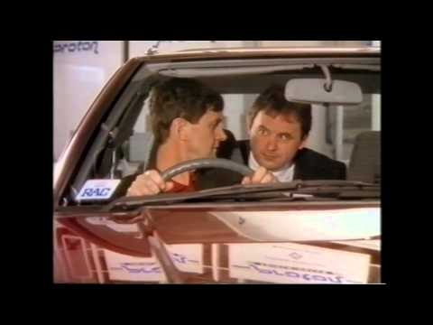 TV ads for Kew Gardenmate (1993) and Proton Cars (1989)