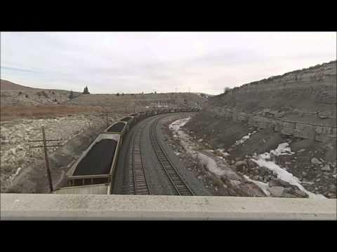 Coal Train Hwy 6