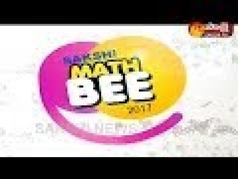 Sakshi Math Bee - 2017 || TS Finals Category 3 - 25th March 2018