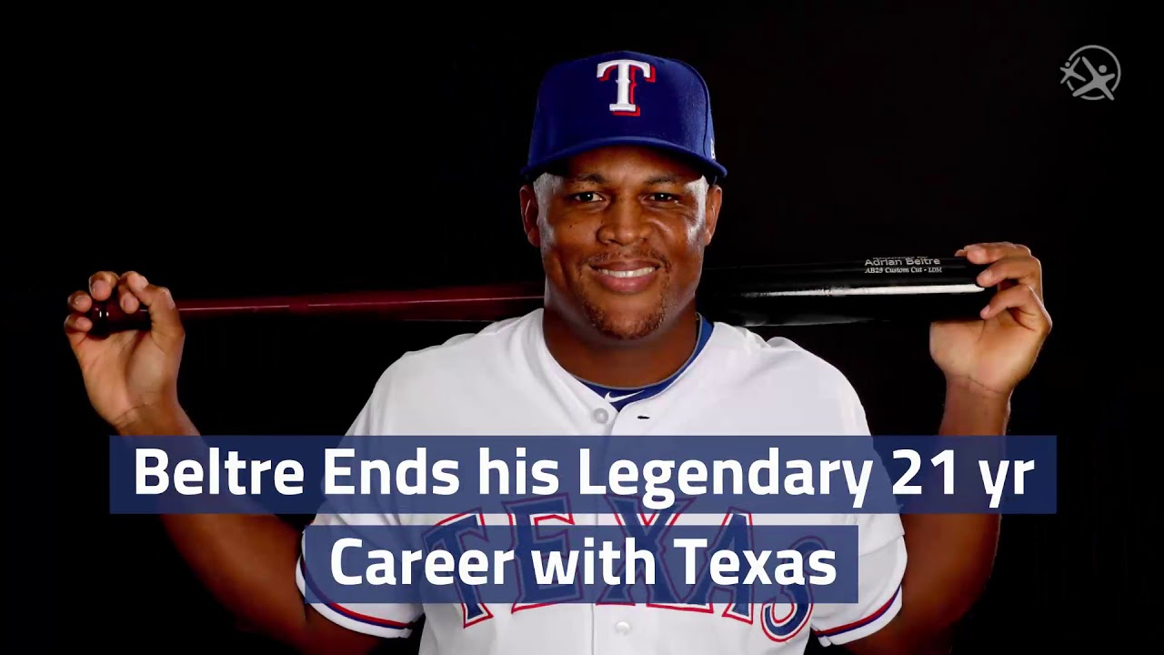 Adrian Beltre Retires After Legendary Career
