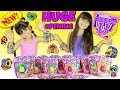 HUGE NEW TOY OPENING - CHARM U Collectible Charms - Blind Bag Surprises
