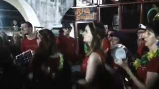 Carnaval Transatlântico Bloco LAPA - Gringo Samba da Inglaterra na Lapa!