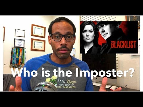 The Blacklist | Who is the Imposter? | Theory