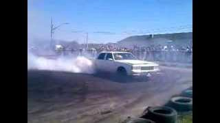 CHEVY swinging donut !!