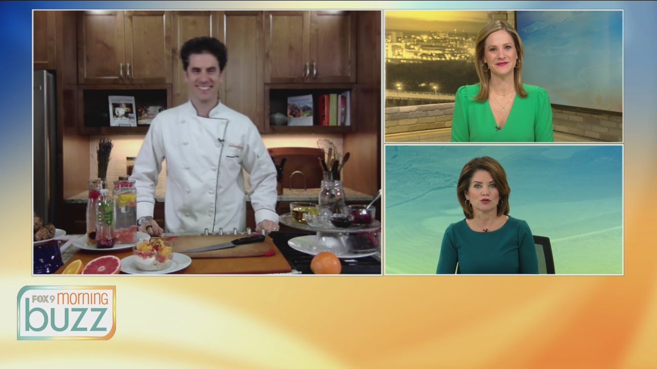 Recipes that chop out excess salt, added sugar | FOX 9 Morning News