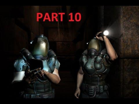 Doom 3 BFG Doom 3 Resurrection of Evil Walkthrough Part 10 HD (No commentary)