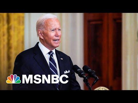 Immense Pressure On Biden To Speed Up Afghanistan Evacuations