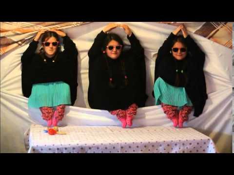 Geburtstagsspiel Tanz Der Kleinen Youtube