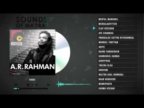 Best of A. R. Rahman Hits | Tamil | Jukebox