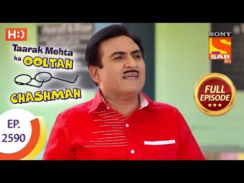 Taarak Mehta Ka Ooltah Chashmah – Ep 2590 – Full Episode – 31st October, 2018