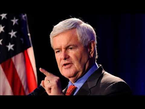 Gingrich Reacts to GOP Reps Calling for Investigation on Comey, Hillary, Lynch