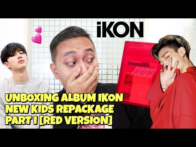 Ikon album Unboxing