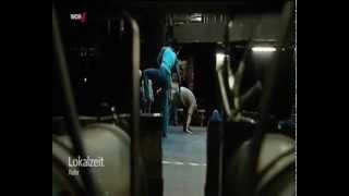 Lokalzeit Ruhr Tanz der Malocher im Bochumer Schauspielhaus