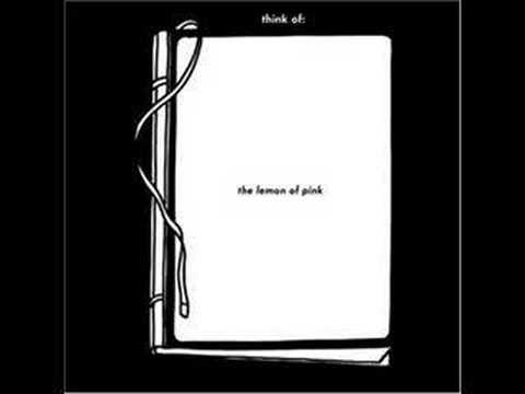 The Books - The Lemon of Pink