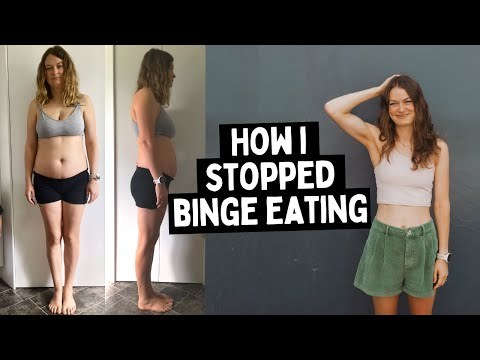 How I stopped bingeing//top 4 tips