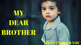 BROTHER QUOTES | SIBLING QUOTES OF LOVE