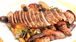 Spiced Roasted Tenderloin With Potatoes - Laura Vitale - Laura In The Kitchen Episode 915