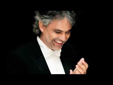 Andrea Bocelli  - Somos Novios - solo