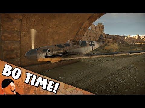 War Thunder - Bf 109 G-2/trop