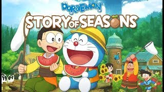 The Kwings Play: Doraemon Story of Seasons (Nintendo Switch)
