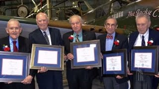 Five NY Judges Remain a Brotherhood 70 Years After Serving in WWII