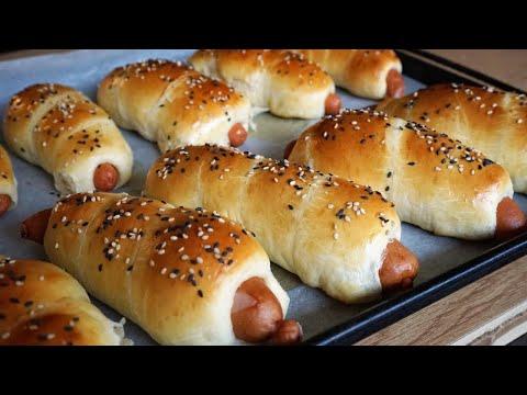 hot-dogs-briochés-:-ils-sont-super-moelleux-et-super-bons-!