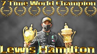 Lewis Hamilton's Incredible Story | The Movie | 7 Time World Champion Tribute