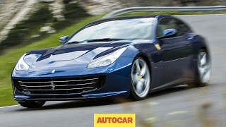 Ferrari GTC4 Lusso - the new Ferrari FF | First Drive | Autocar
