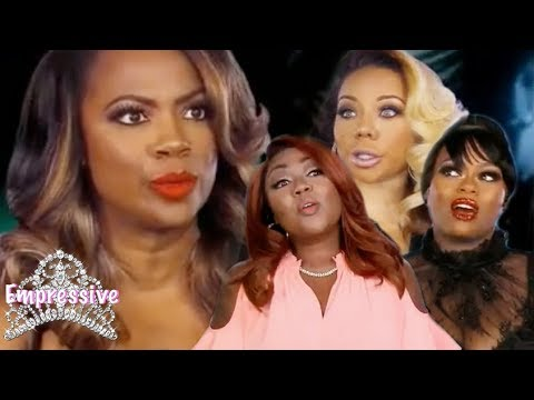Kandi Burruss clashes with the members of Xscape | Will the group last?