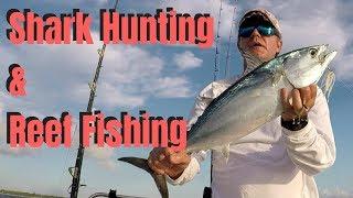 Shark Hunting & Reef Fishing