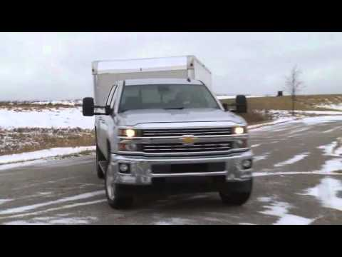 2016 Chevrolet Silverado How To Use the Exhaust Brake
