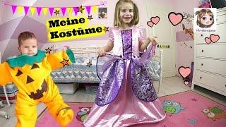 HANNAHS KOSTÜME 🎉 Kostüm Sammlung für Fasching & Karneval 🎈 Kostümparty