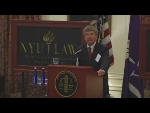 """4th Annual von Hayek Lecture: Judge Michael McConnell on """"Natural Rights and the Ninth Amendment"""""""