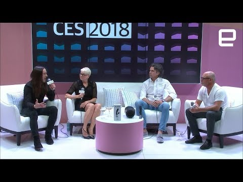 Teledildonics and the future of long distance love at CES 2018