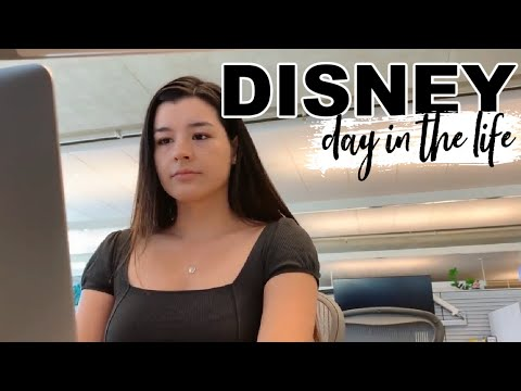 A Day in the Life as a Software Engineer | Disney Intern Edition | LA