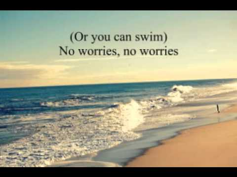 Simon Webbe - No Worries (with lyrics on screen)