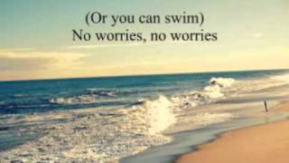 Simon Webbe - No Worries (with lyrics on screen)